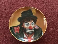 American Heritage Art Products Tragedy Miniture Clown Plate #436 of 10,000