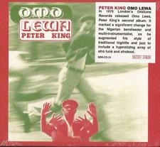 Peter King - Omo Lewa ( CD ) NEW / SEALED