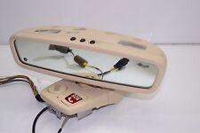 2003-2006 MERCEDES S500 S430 S600 Rear View Mirror W220 2208110007