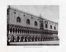 VENISE-VENEZIA-Italy-Italie - dogenpalst HST. 1884