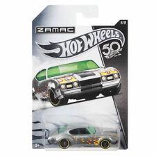 Mattel Frn23 Vehículo Hot Wheels Edición 50 aniversario Zamac