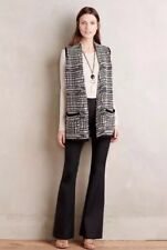 New Anthropologie Angel Of The North Roenne Sweater Vest Size Medium