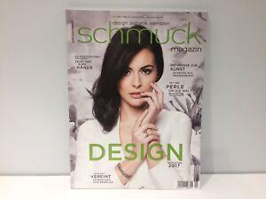 Magazine - SCHMUCK Magazin - No. 1 März / April 2017 - Deutsch - Design ästhetik
