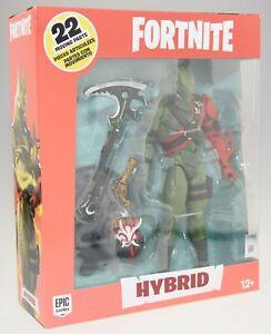 McFarlane Toys - Fortnite - Hybrid Stage 3 (S3) - 7-inch Premium Action Figure