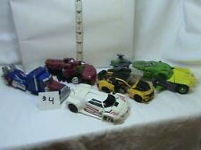 Transformers action figure Lot #4, Optimus Prime, with other Parts
