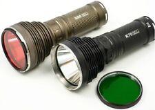 Green Filter for Acebeam K60, K70 flashlights