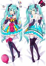 Anime Hatsune Miku F Project Diva Dakimakura Pillow Cover Hugging Body 2way