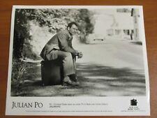 Vtg Glossy Press Photo Actor Christian Slater Stars in Julian Po 1997