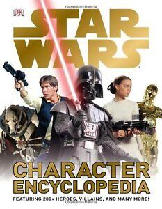 Star Wars Character Encyclopedia by DK Publishing