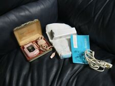 Vintage Princess Remington and Lady Remington Razor Shavers