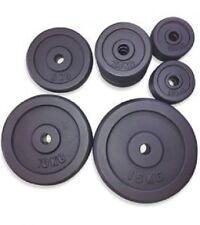 Hantelscheibe Gewichte Guss Gusseisen Hantel 0,5 - 30 kg Gewichtsscheiben Set
