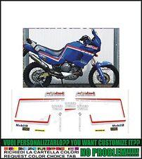 kit adesivi stickers compatibili  xtz 750 super tenere sonauto 1992 dakar