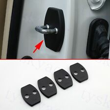 Truck Door Lock Protector Buckle Cover Caps Decoration For Toyota Accessories 4X
