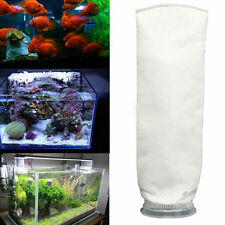 200um Aquarium Fish Tank Marine Pre Filter Sock Bag Water Filtration Pouch