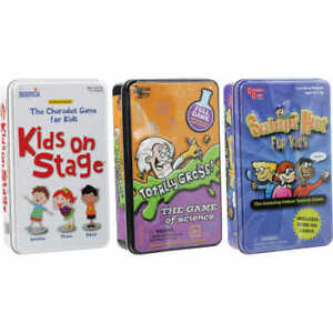 Tinned Games - Assorted*
