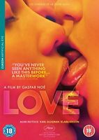 Love DVD [DVD][Region 2]