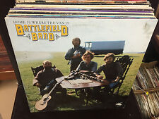 Battlefield Band Home is Where the Van Is vinyl LP EX 1981 Flying Fish