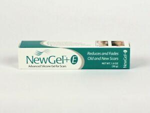 NEWGEL+E ADVANCED SILICONE GEL FOR SCARS – 1 OZ./30G (NGO-810)