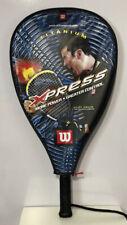 """Wilson Xpress Titanium 22"""" Racket Ball Racket"""