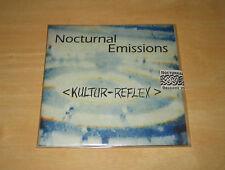 Nocturnal Emissions | Origami vs Manipura - Kultur-Reflex / Live 2xCD galaktika