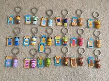 """Disney Vinylmation 1.5"""" Jr. Series 2 key chain (set of 18 with 2 chasers)"""