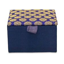 Decorative Trinket Jewelry Box Home Decor Paperboard Gift Storage Container