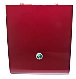 Sony Ericsson Akkudeckel Akkuabdeckung Batteriedeckel in Rot für SATIO