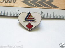 Banff Norquay Sunshine Ski Louise Canada Skiing Pin  (Latch back) (ski #102)