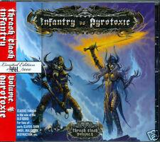 Thrash Clash Vol. 4 CD 2008 - Infantry vs Pyrotoxic