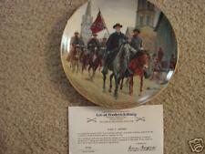 Kunstler Civil War-Lee at Fredricksburg
