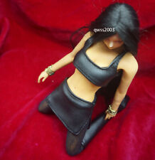 """Custom 1//6th Female Soldier Clothes-Halloween Witch Model for 12/"""" Big Mid Bust"""