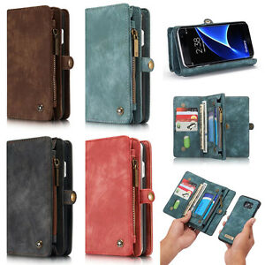 CaseMe Wallet Phone Case For iPhone 11 Pro Max XS XR 6 7 8 Samsung Huawei