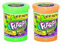 Ja-Ru Flarp Fart Noise Putty Slime, 2 Pack (Assorted Random Colors)