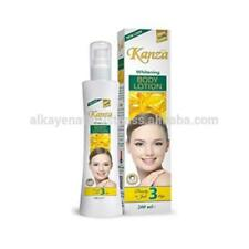 KANZA WHITENING BODY LOTION Beauty In Just 3 Days-200ml -FREE SHIPPING