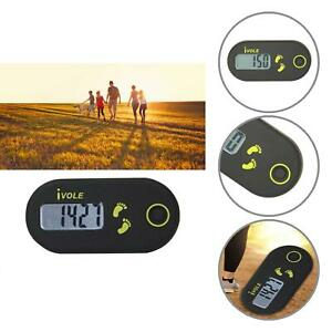 3D Pedometer Easy to Read Lightweight Small Size Useful for Men