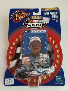 Winner's Circle NASCAR 2000 Dale Earnhardt #3 Sneak Preview Series Hasbro