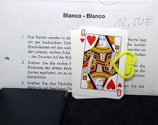 Blanco-Blanco , ein Päckchentrick von Arsene Lupin, ausführliche Routine