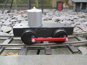 Sm32/16mm scale, Motor Chassis Kit, 32mm, Narrow Gauge, Garden Railway,,32mm