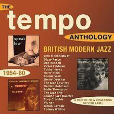 Tempo Anthology British Modern Jazz 1 0824046710125 1954-60 CD