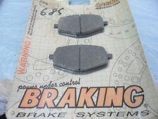 NOS Yamaha Braking SM1 Semi Metallic Brake Pads 1985-1994 XT YSR TT YZ 685
