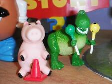 Disney Pixar Toy Story 3 Hamm Rex Candy fit Fisher Price Loving Family Dollhouse