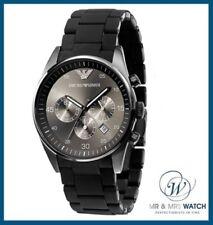 Brand NEW Men's Emporio Armani Tazio Chronograph Watch-AR5889-RRP £350