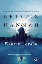 WINTER GARDEN a novel by Kristin Hannah paperback book ** FREE SHIPPING ** hanna