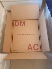 More details for taschen xxl anton corbijn depeche mode dm ac 81-18 signed book