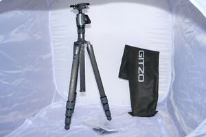 Gitzo GT2540T Carbon Fiber Tripod with GH2780T-GR Magnesium Ball Head.