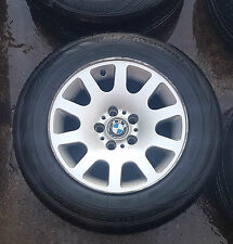 BMW 7 SERIES E38 ELLIPS STYLE 60 ALLOY WHEEL WITH TYRE 7mm Tread