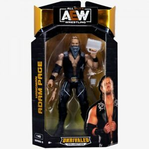 AEW Unrivaled series 5 - Hangman Adam page  - NEW - IN STOCK NOW