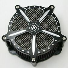 Motorcycle Air Cleaner Intake Filter For Harley Sportster XL 883 1200 48 72 86
