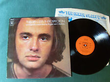 THIJS VAN LEER : INTROSPECTION. Rogier Van Otterloo LP CBS S 6458 ORANGE LABEL