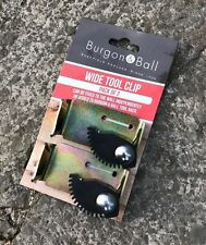 Burgon & Ball Large Wide Jammer Tool Clips - Be Used Without Burgon & Ball Rack